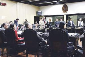 """40 legisladores votaron en primer debate el proyecto de """"Ley de alertas para la desaparición de menores"""", solo Otón Solís en contra"""