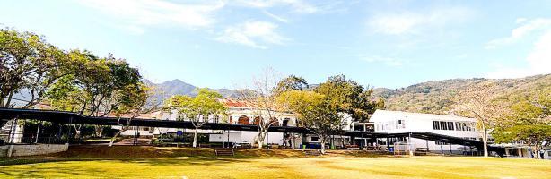 Instalaciones del Country Day School