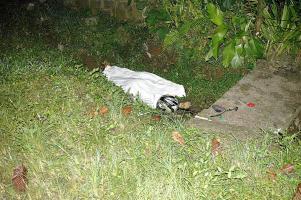 Douglas Duarte perdió la vida tras chocar contra un muro y caer en una zanja