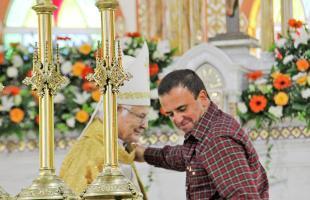 Monseñor Ángel Sancasimiro, felicitó a la Municipalidad de Zarcero por la iniciativa en contra de la fecundación in vitro, el aborto y la eutanasia