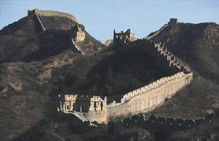 Desaparece el 10% de la Gran Muralla por la erosión, el vandalismo y la falta de mantenimiento