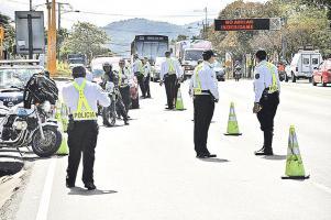 El director de la Policía de Tránsito aseguró que no habrá restricción vehicular del 6 al 17 de julio