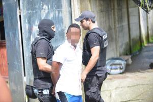"""Las autoridades detuvieron al resto de la banda """"Los Tarzanes"""" tras dos años de investigaciones"""
