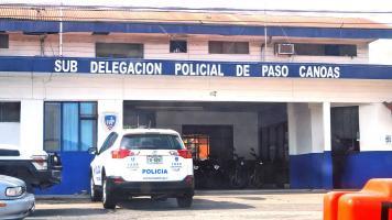 El OIJ allanó la delegación de la Policía de Fronteras para decomisar evidencia del sospechoso