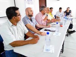 En la última reunión el MOPT declaró que el 17 de julio entregará un cronograma con las obras de mantenimiento de la vía