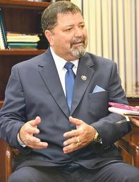 Gustavo Mata, ministro de Seguridad, propone la creación de la unidad contra el crimen organizado