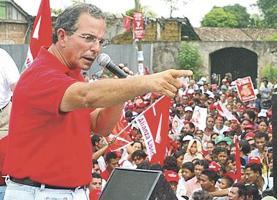 El líder de oposición al gobierno de Daniel Ortega hizo la advertencia