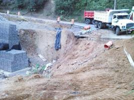La carretera a Corralillo será habilitada en un mes, según Conavi
