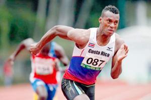 Costa Rica presentó delegación de 24 atletas donde destaca la presencia de Nery Brenes