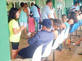Los náufragos esperan en el hospital de Golfito que a todos les den de alta para regresar a Puerto Jiménez, donde viven