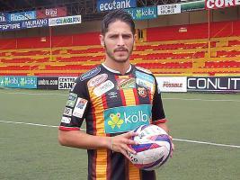 Édgar Solís es el tercer jugador mexicano que ficha el Herediano en los últimos torneos