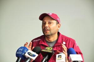 Jeaustin Campos dijo que los resultados en la pretemporada son secundarios y lo importante empieza el domingo cuando visiten a Belén
