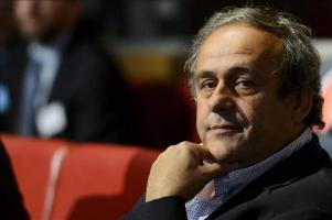 Platini anuncia oficialmente su candidatura a la presidencia de la FIFA El presidente de la UEFA, Michel Platini. EFE/Archivo