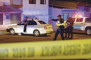 Al joven lo asesinaron frente al Motel Nube Blanca en Pavas