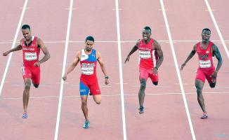 Posiblemente Nery Brenes sea uno de los atletas ticos que estarán en las próximas Olimpiadas
