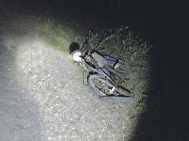 Acostumbraba viajar en bicicleta al trabajo