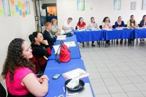 Con el apoyo de la Unesco un grupo de docentes recibió talleres para prevenir la violencia en las aulas