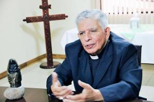 Monseñor Ulloa, obispo de Cartago, afirma que durante esta fiesta de fe y tradición se debe rezar por el país para que supere las amenazas que vive la familia