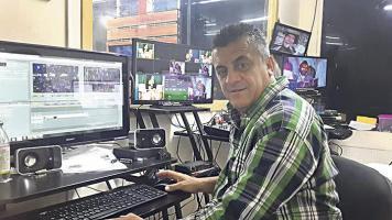 Álvaro Zamora ya tiene listas las canciones para el día especial