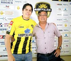 Cristian Montero es uno de los principales fichajes del Uruguay de Coronado para el próximo torneo