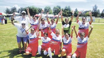 El equipo femenino de fútbol 5 venció 5-0 a Polonia en las finales, sumando otra medalla dorada para Costa Rica