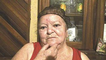 La samaritana Lidiet Gómez Hernández