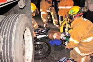 Las imprudencias son las principales causas de accidentes en carretera