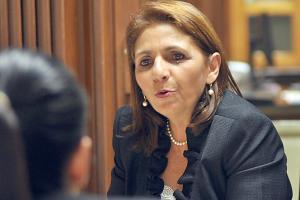 La procuradora Ana Lorena Brenes conversó con DIARIO EXTRA tras ocho meses del mayor escándalo de su carrera, que la tiene en investigación en el Ministerio Público