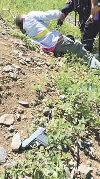 La Fuerza Pública capturó a un sujeto vinculado con el robo de una motocicleta en El Coyol de Alajuela