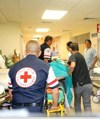Ambos pacientes se encuentran fuera de peligro y las autoridades indagan lo ocurrido
