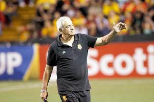 Odir Jacques asegura que no se pueden adelantar acontecimientos de la Concacaf hasta que no se jueguen los siguientes dos partidos