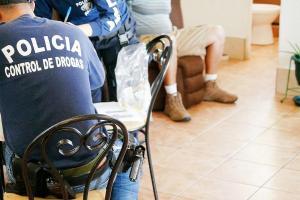 La PCD detuvo a Varela como presunto líder de una banda dedicada al tráfico internacional de drogas