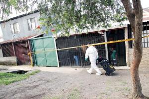 El cuerpo de Hernández quedó en una alameda de El Higuerón, en Pavas