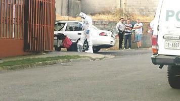 Rojas fue asesinado en su casa de habitación en Quircot de Cartago