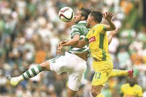 El Sporting quiere acercarse a la cima.