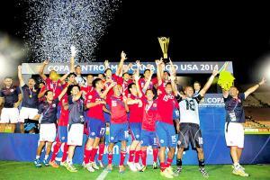 Costa Rica ganó el boleto a la Copa América Centenario 2016 al imponerse en la Copa Centroamericana