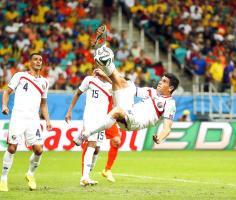 Johnny Acosta confesó que uno de sus anhelos es jugar la próxima eliminatoria mundialista