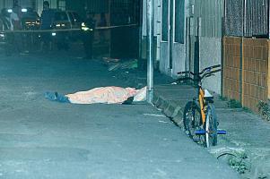 El cadáver de Yordi Quirós quedó en la alameda 4 de Dos Cercas, Desamparados