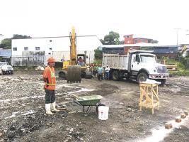 El nuevo edificio se ubicará en el antiguo taller municipal