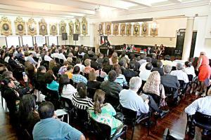 Gonzalo Ramírez, del bloque cristiano, fue enfático al decir que las leyes de los países occidentales en su mayoría se inspiran en los principios cristianos