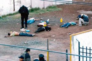 De los homicidios en agosto, 841 corresponden a hombres, 3 mujeres y 67 cuerpos descompuestos