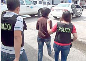 Identifican a 6 bandas de tráfico y trata de personas