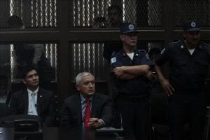 El expresidente Pérez Molina vive su final menos deseado, la prisión provisional Otto Pérez Molina, que renunció hoy a la Presidencia de Guatemala para someterse a la Justicia por denuncias de corrupc