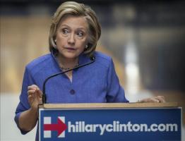 Clinton pide disculpas por la polémica sobre sus correos electrónicos La precandidata demócrata a la Casa Blanca Hillary Clinton. EFE/Archivo