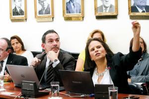 Sylvie Durán, ministra de Cultura, insistió a los diputados que utilizarán cada colón para llevar y desarrollar las manifestaciones artísticas en todo el país