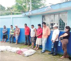 Dos ticos fueron acusados de tráfico internacional de drogas por las autoridades nicaragüenses; al parecer operan en la zona fronteriza