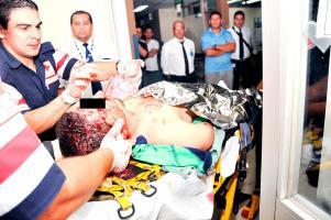 López recibió múltiples balazos en diferentes partes del cuerpo y falleció minutos después de ingresar al hospital