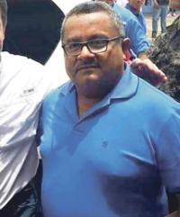 García sumaba su tercer periodo y era militante del partido en el poder