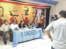 Bussco anunció su manifestación para el 16 de octubre e irá sin el apoyo de Patria Justa