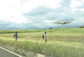 Esta aproximación del A340 de Iberia causó pánico entre las personas a la vera del Aeropuerto Juan Santamaría